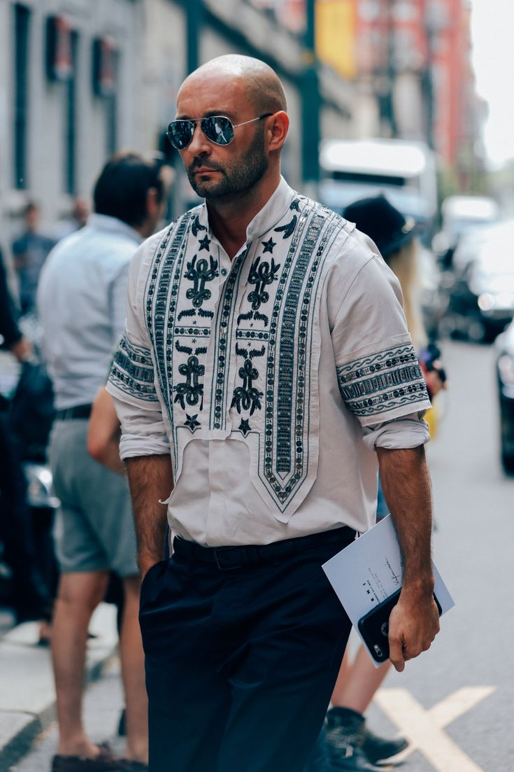 The Best Street Style from Milan Fashion Week's Menswear Shows Martin