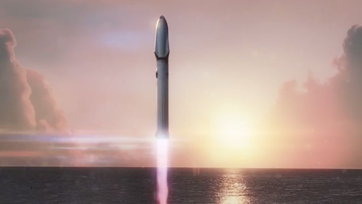 SpaceX's planned Mars rocket will be reused 1,000 times 1 Here's everything we know about the giant booster