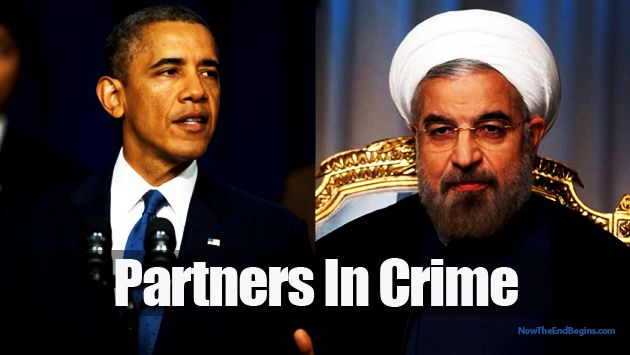 Obama Makes Secret Deal With Iran To Allow Nuclear Production To Continue - Now The End Begins