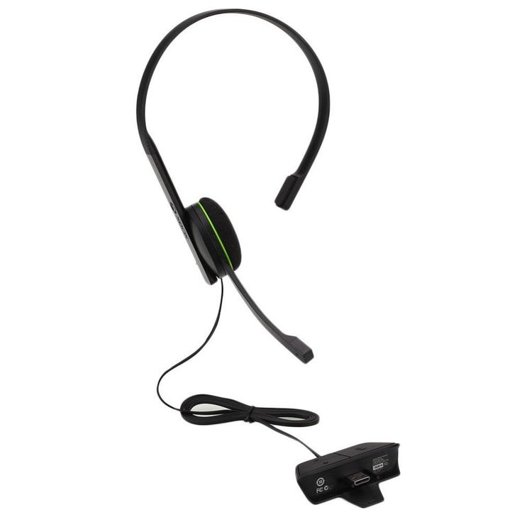 Original Gamer Headsets 120CM for Microsoft Wired Chat Chatting Headset Game Headphone With Mic for Xbox One Black free shipping