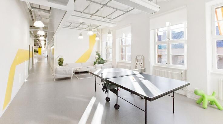 www.jeysenolesen.se © : office design : head office for wrapp.com , stockholm