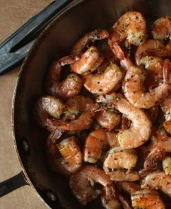 PEEL-AND-EAT SHRIMP WITH TOGARASHI SPICE BLEND #peelandeatshrimp #shrimp