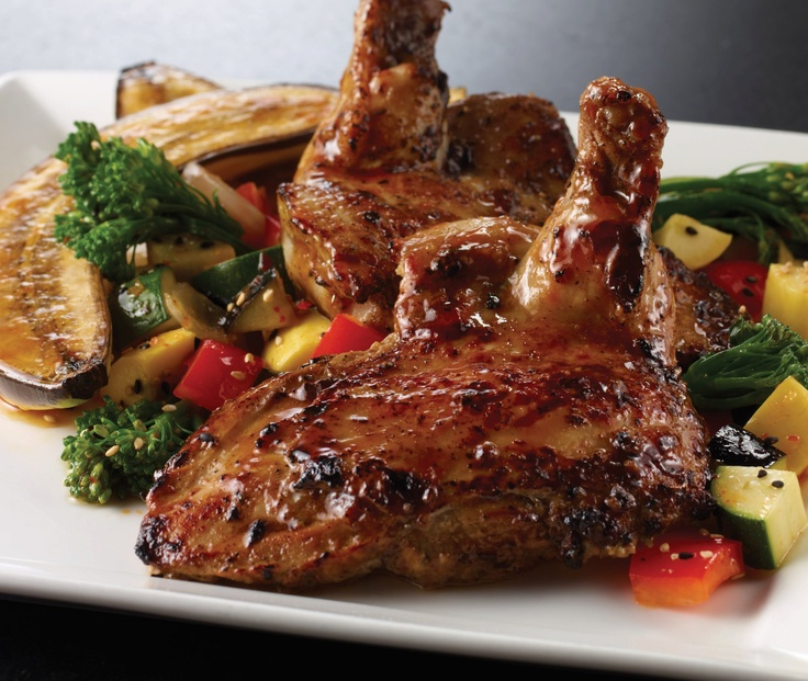 Kona Grill's menu is full of delicious options.