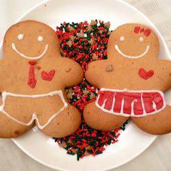 Gingerbread Men Allrecipes.com