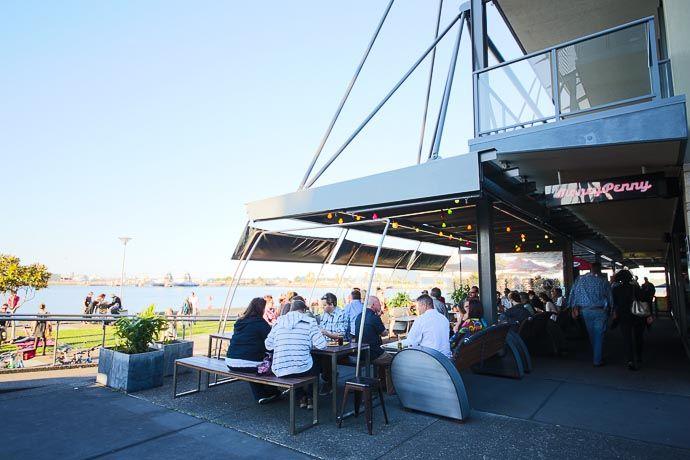MoneyPenny Bar. Newcastle NSW Australia #bar #smallbar #restaurant www.hunterhunter.com.au