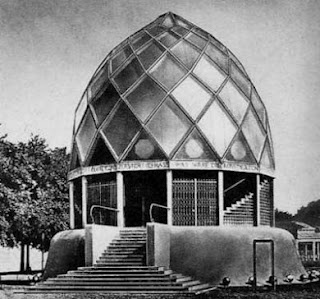 The Glass Pavilion, Bruno Taut