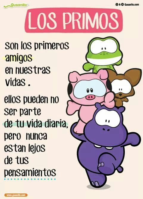 8 best FRASES DE PRIMOS images on Pinterest Birthday cards, Birthday wishes and Happy birthday