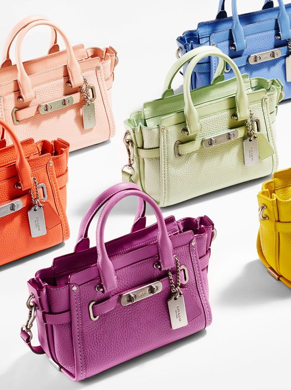 COACH New Arrivals | The Latest Designer Handbags and Accessories for Women