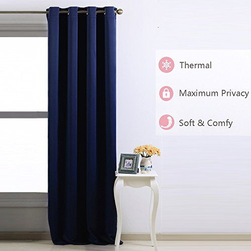 Blackout Curtains blackout curtains navy blue : 17 best ideas about Navy Blue Curtains on Pinterest | Navy master ...