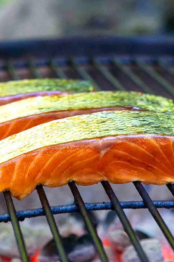 Easy Grilled Salmon Recipe Grilled Salmon Salmon Recipes Salmon