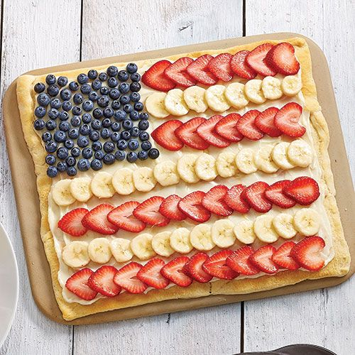 Stars+&+Stripes+Dessert+Pizza+-+The+Pampered+Chef®
