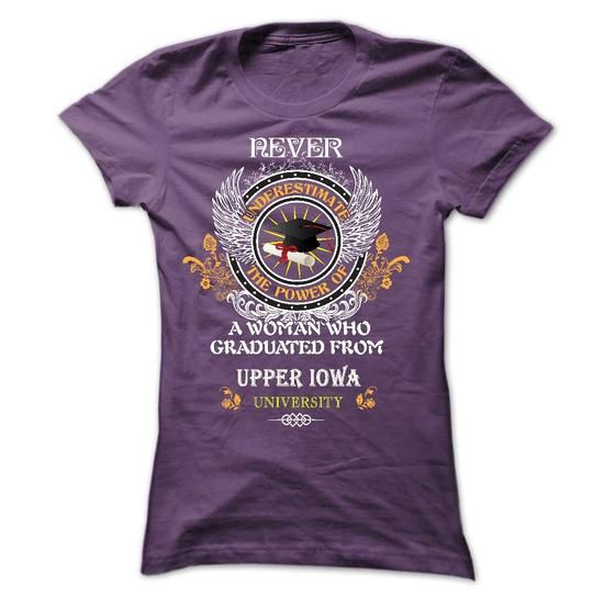 Upper Iowa University T Shirts, Hoodie. Shopping Online Now ==► https://www.sunfrog.com/LifeStyle/Upper-Iowa-University-Ladies.html?41382
