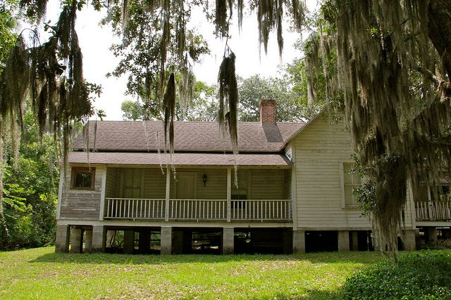 17 best images about florida cracker house 19 century for Cracker house plans
