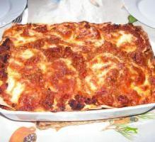 Lasagnes facile - Proposée par 750 grammes