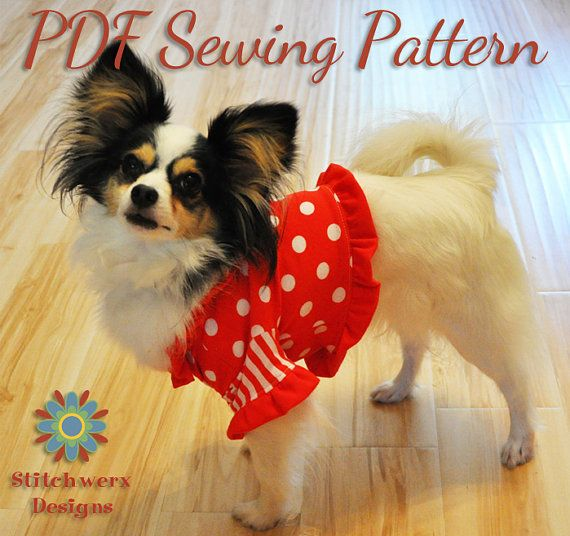 how to make dog clothes without sewing