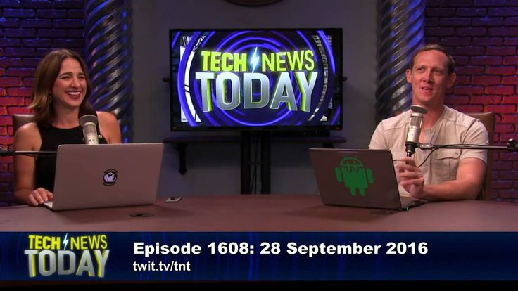 Tech News Today 1608: Bye Bye BlackBerry