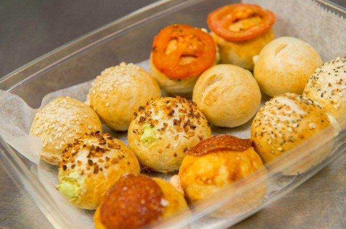 Starbucks Now Is Selling Cream Cheese Filled Bagel Balls