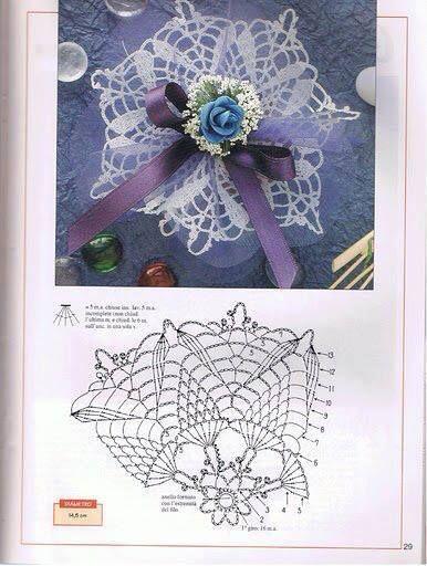 World crochet: Decoration 20