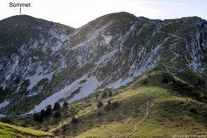 Itinéraire randonnée à la Grande Sure - Massif de la Chartreuse - Randonnée Montagne Isère Alpes