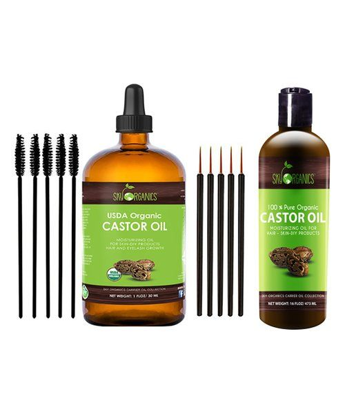 Look at this Sky Organics | Organic Castor Oil Hair Growth