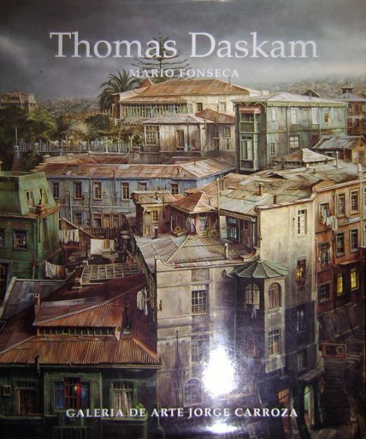 Thomas Daskam Libro De Arte                                                                                                                                                      Más