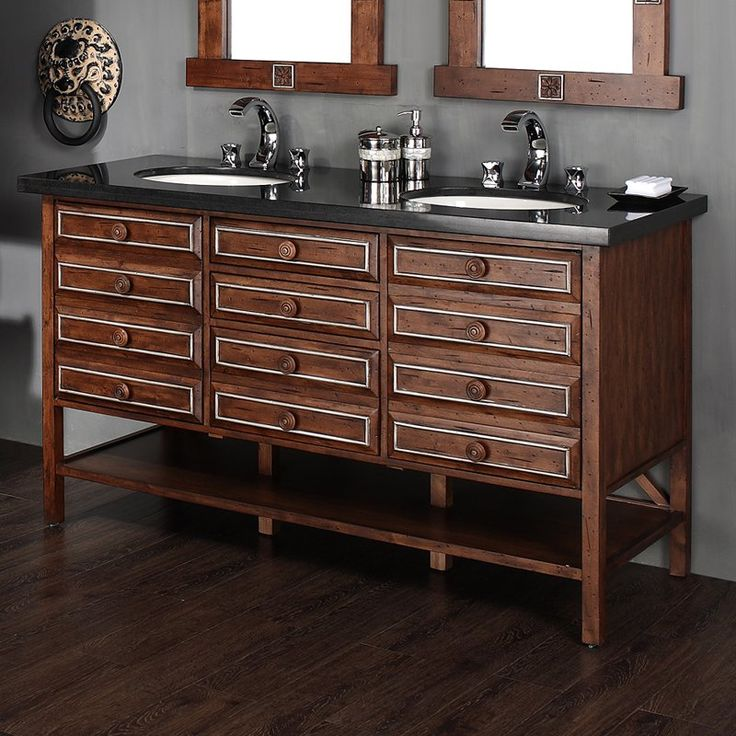 james martin furniture tacoma 60 in double vanity sienna with silver from hayneedle