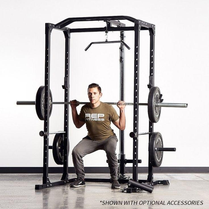 Rep pr1100 home gym power rack power rack building a