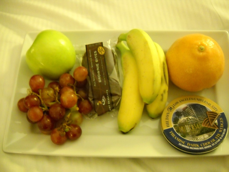 Great picture of one of our amenities for one of our guests.