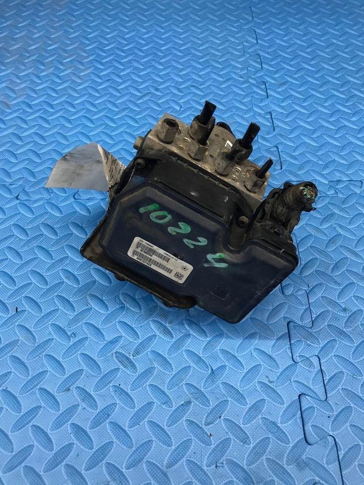 Mopar Dodge Jeep Part ABS Anti Lock Brake Pump Module Controller 68164629AA #Mopar