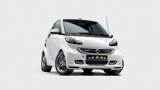 Smart Brabus http://autokm0.tv/tag/smart/ su #Autokm0TV #autokm0 #citycar #Smart #Brabus