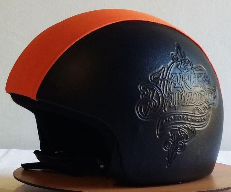 caschi in pelle personalizzati vespa scooter moto Harley Ducati Tmax BMW DemiJet