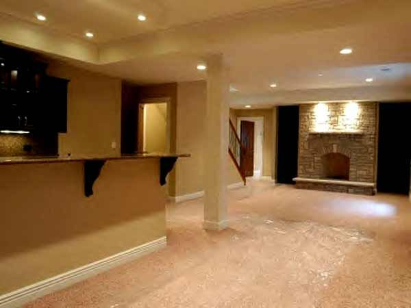 1000 ideas about small finished basements on pinterest for Cost to finish a basement calculator