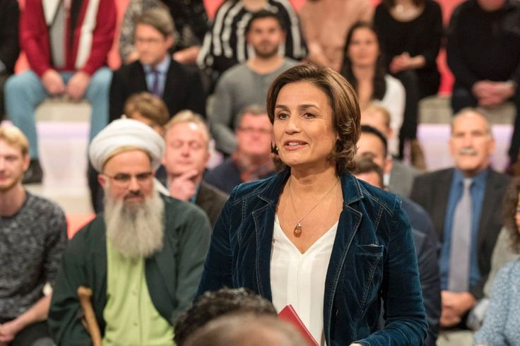 """""""Maischberger""""-Publikumsdebatte zum Islam: Burka, Trump und Schweinefleisch - SPIEGEL ONLINE - Kultur"""