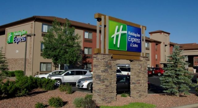 Holiday Inn Express Grand Canyon - 3 Sterne #Hotel - EUR 57 - #Hotels #VereinigteStaatenVonAmerika #Tusayan http://www.justigo.at/hotels/united-states-of-america/tusayan/holiday-inn-express-grand-canyon_104313.html