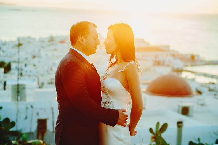 Wedding Photo shoot .. mykonos exclusive weddings