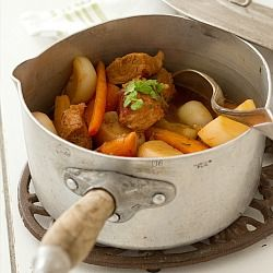 Veal stew, Stew and Vegetables on Pinterest
