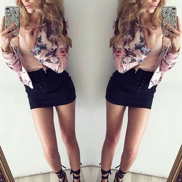 Prześliczna @patrycjabanas w naszej pudrowej bomberce BIRDS  www.mosquito.pl #ootd #outfitoftheday #lookoftheday #fashion #fashiongram #style #love #beautiful #currentlywearing #lookbook #wiwt #whatiwore #whatiworetoday #ootdshare #outfit #clothes #wiw #mylook #fashionista #todayimwearing #instastyle #instafashion #outfitpost #fashionpost #todaysoutfit #fashiondiaries