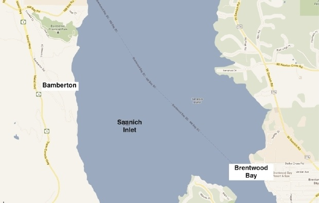 Scuba diver dies after accident in Saanich Inlet - Technical deep dive? #Canada