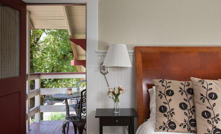 Craftsman Inn, Calistoga, California | 7 Amazingly Affordable Luxury Inns Under $150