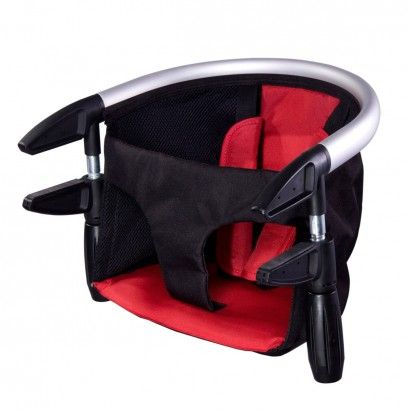 lobster ™ portable high chair   phil&teds. You don't need a bulky high chair!