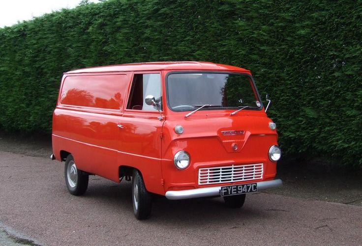 1957 Ford Thames 400E