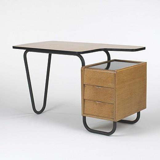 Pierre Paulin Tubular Desk