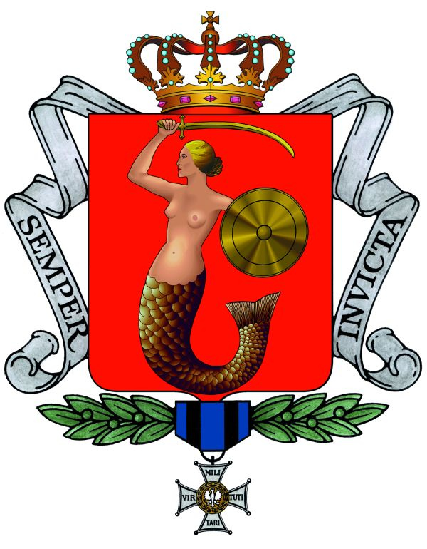 The Coat of Arms of Warsaw