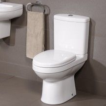 Impressions Compact Toilet and Seat
