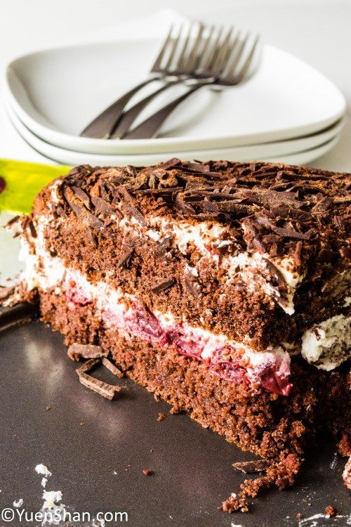 Black Forest Cake - Yuen Shan