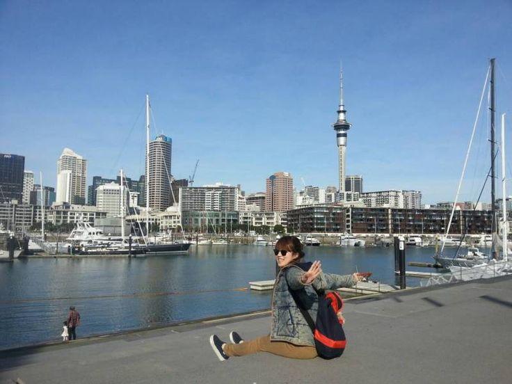 <ニュージーランド留学> Akira さんの体験談 ニュージーランド留学の無料相談!