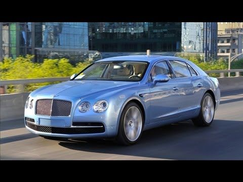 2014 #Bentley Flying Spur: Uber-Luxury Sedan Makes its Mark in China! [Ignition Episode 68]