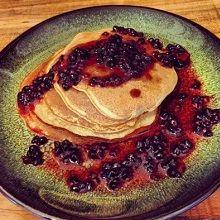 Pea Protein Pancakes