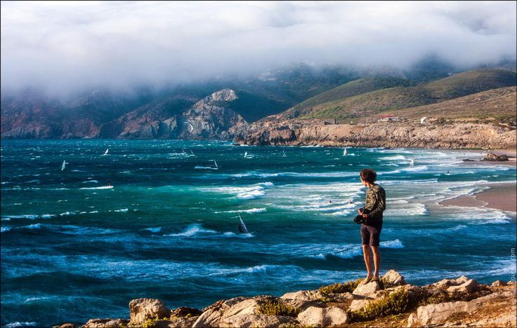 Atlantic ocean by Vitaliy Raskalov on 500px