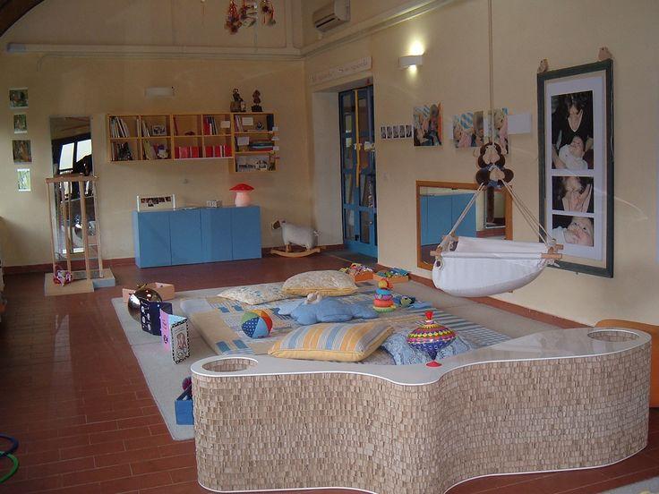 infant-toddler center in Pistoia, Italy